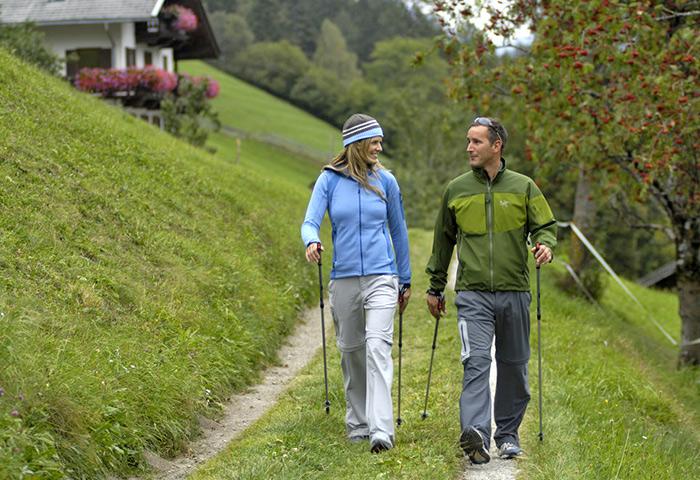 nordic walking fitness