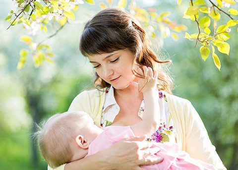 How to prepare for breastfeeding
