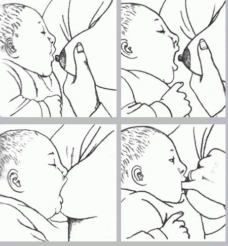 breastfeeding techniques